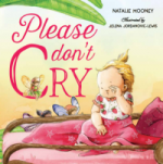 Front cover page for Please don't Cry